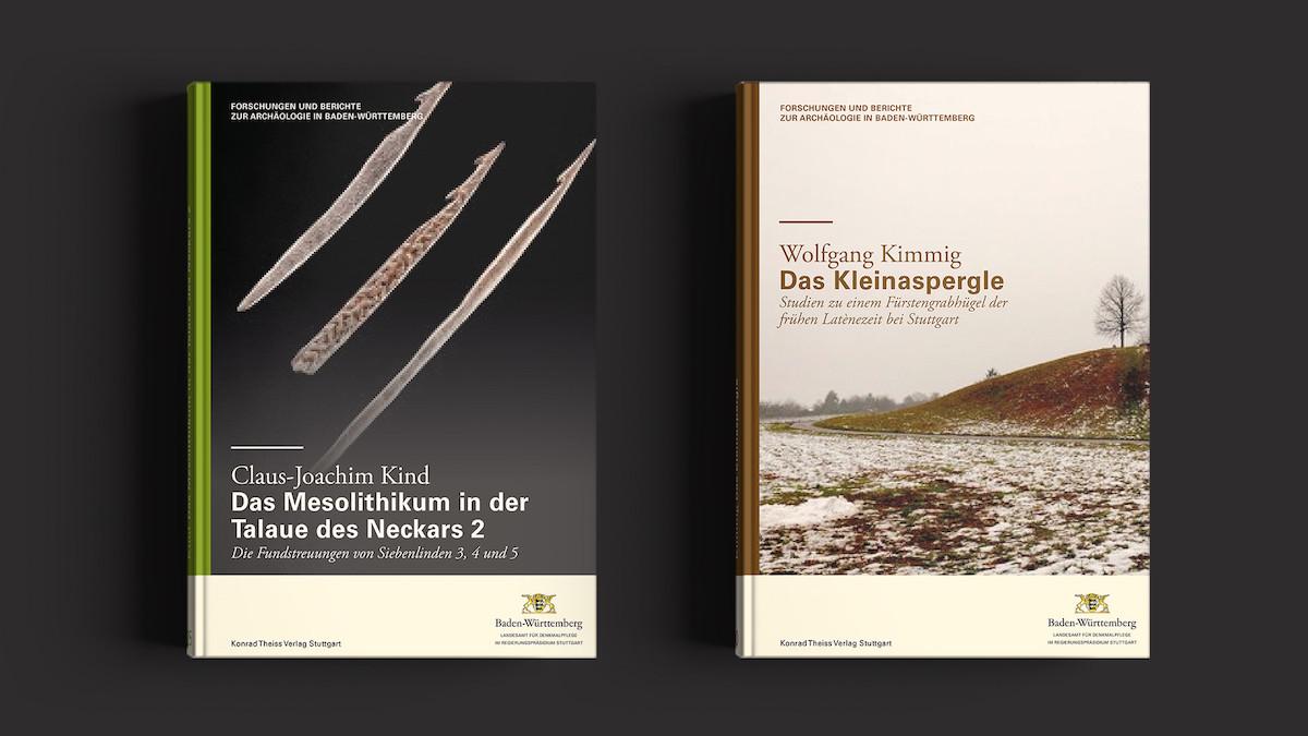 Gestaltungskonzept für die Landesdenkmalpflege   designconcepts