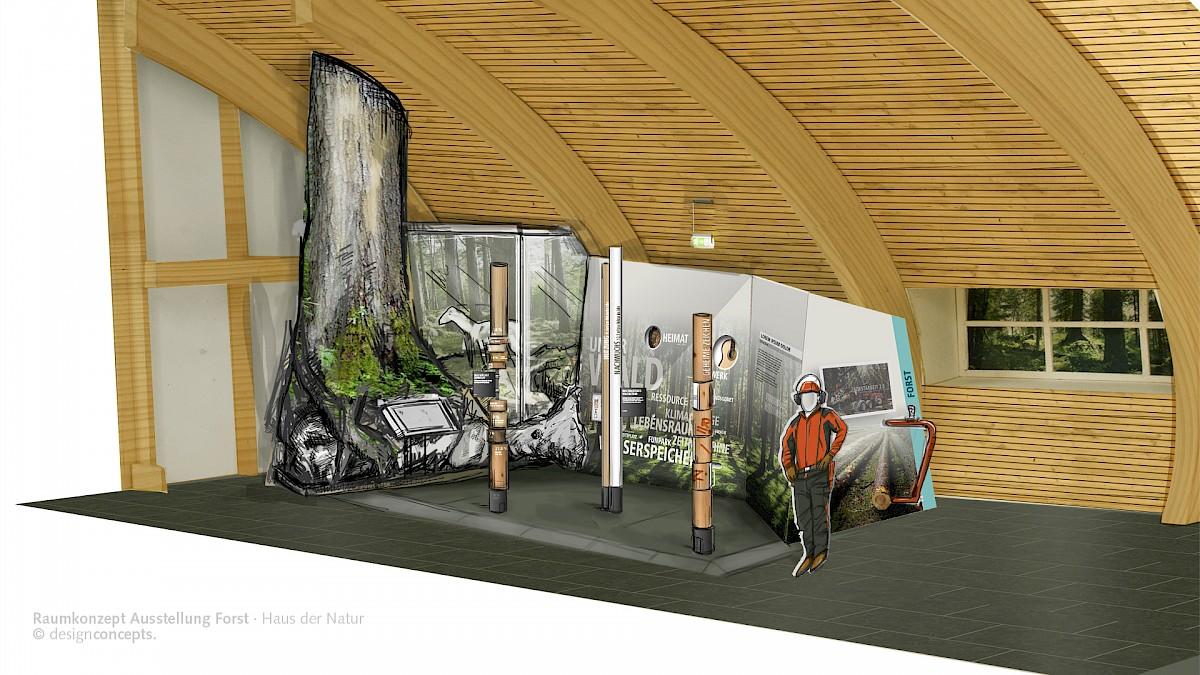 Forst: Ausstellungseröffnung | designconcepts